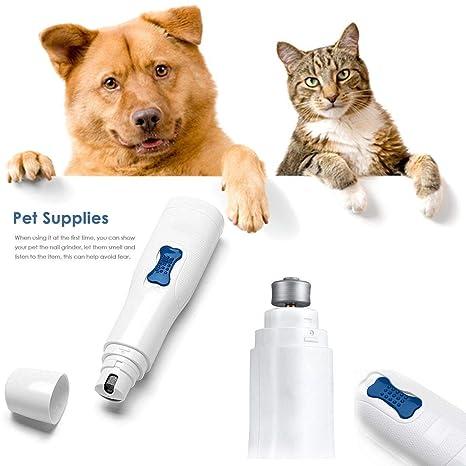 Cortador de uñas eléctrico para Perros y Gatos, de Generic ...