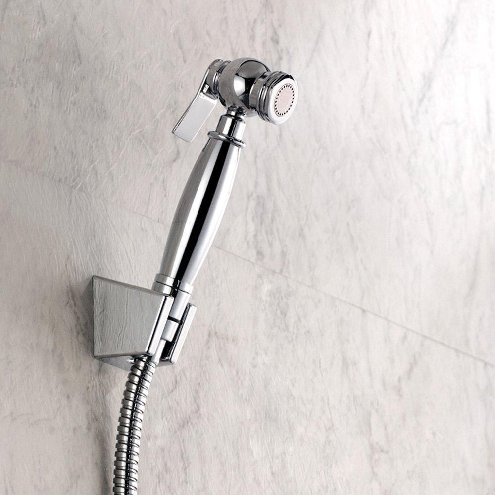 KES® C102-2 Bathroom ABS Handheld Showerhead Bracket Holder Wall ...