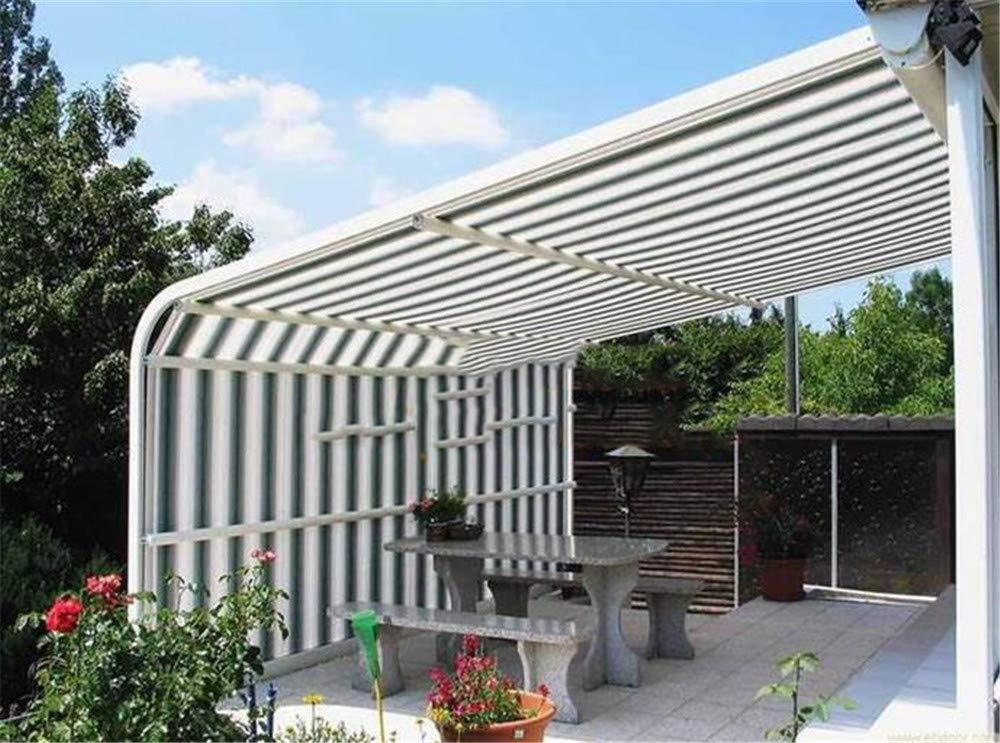 zhangchao Paño Cortina De Sunblock con Ojales 90% UV para La Cubierta De La Planta Greenhouse Barn Kennel Pool Pergola O Piscina,3×5m: Amazon.es: Hogar
