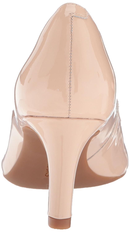 Clarks Woherren Calla Rosa Pump Cream Patent Leather 9.5 Medium Medium Medium US c5b795