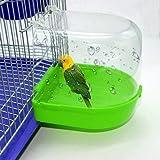 Amazon Com Vision Bird Bath Bird Baths For Cages Pet