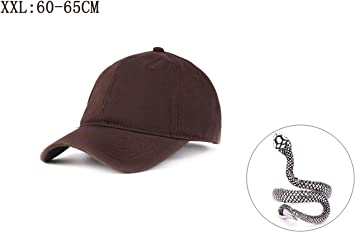 Traje Cabeza Grande Gorra de Béisbol Circunferencia Anillo de la ...