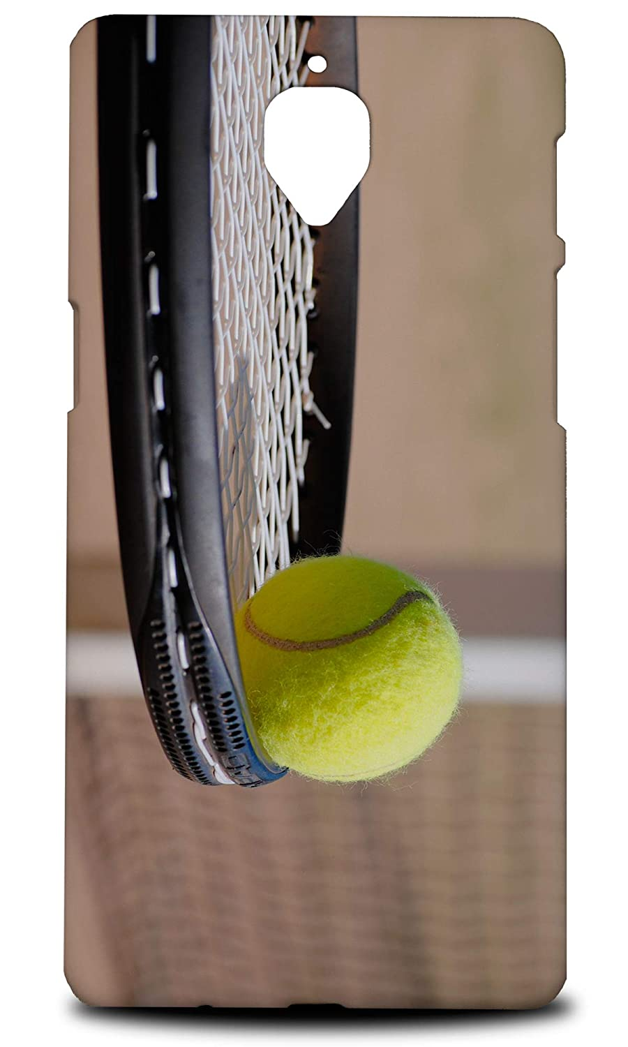 Amazon.com: Tennis Racquet And Ball Hard Phone Case Cover for OnePlus 3 / 3T: Cell Phones & Accessories
