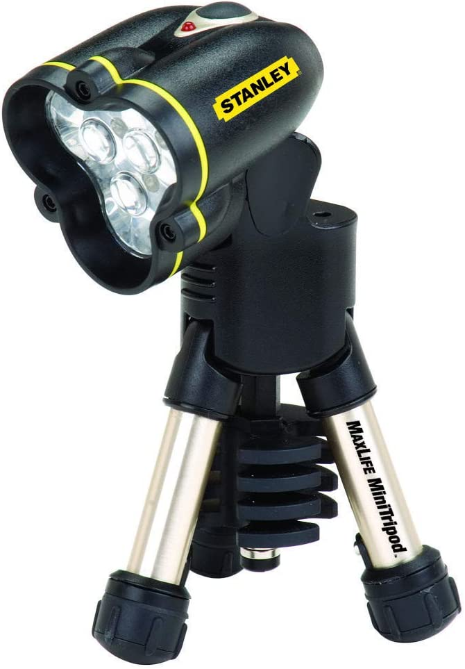 Hands Free Tripod Flashlight-New