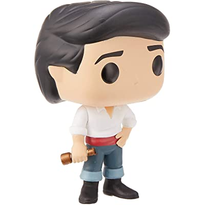 Funko Pop! Disney: Little Mermaid - Prince Eric: Toys & Games