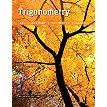Trigonometry plus MyMathLab with Pearson eText -- Access Card Package (11th Edition)