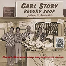 A Life In Rural Music, Bluegrass, Gospel, And Mountain Music 1942-1959