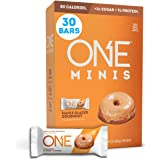 ONE Minis Maple Glazed Doughnut Protein Energy Bar, 80 Calorie Snack With Less Than 1g Sugar, Post Workout Snack, .78 oz…