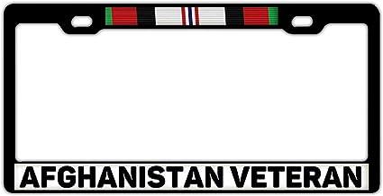 Custom License Plate Frame Aluminum License Plate Cover for US Vehicles License Plate Frame Humor 2 Hole and Screws