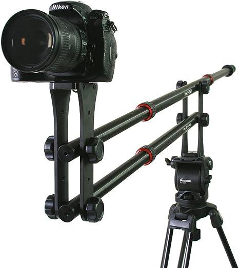 ephotoinc cámara réflex digital Mini Jib brazo de grúa para vídeo ...