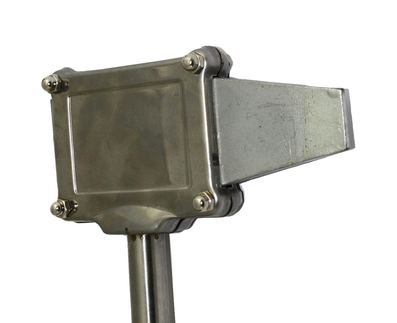 Dachrinnenl/ötkolben Weichl/ötkolben Elektrol/ötkolben 300W auswechselbarer Hammerkolben Ein-// Ausschalter