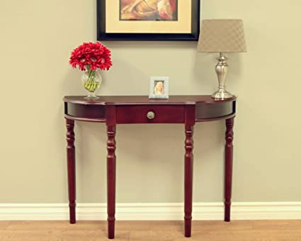 Amazon Com Frenchi Furniture Entry Way Console Table Kitchen Dining