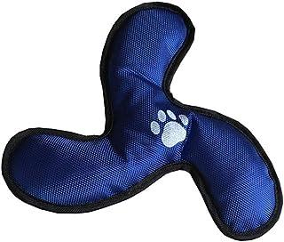 Navigatee Frisbee Dell'animale Domestico, Giocattolo di Masticazione Dell'animale Domestico di Addestramento di Forma del Panno di Oxford Giocattolo di Masticazione Dell'animale Domestico di Addestramento di Forma del Panno di Oxford