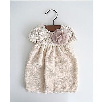 girliber hecha a mano para cocina toallas de mano de colgante vestido de cocina toallas de mano: Amazon.es: Hogar