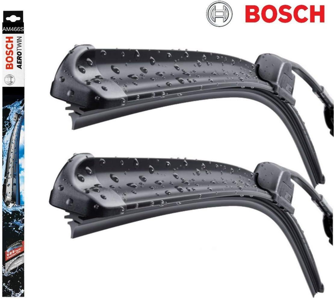 650//380 Bosch 466 Wiper Blade Set Aerotwin AM466S Length