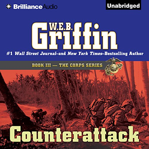 Counterattack: The Corps Series, Book 3 Audiobook [Free Download by Trial] thumbnail