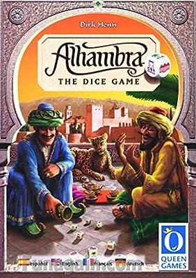 Alhambra: The Dice Game: Amazon.es: Juguetes y juegos