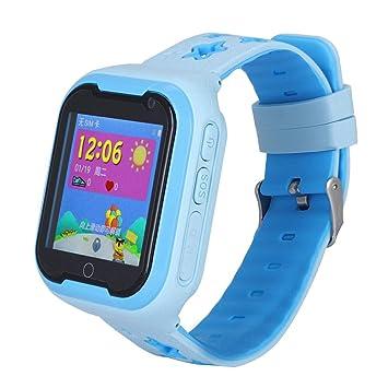 4G Smartwatch para niños, IP67 Life Smartwatch para niños ...