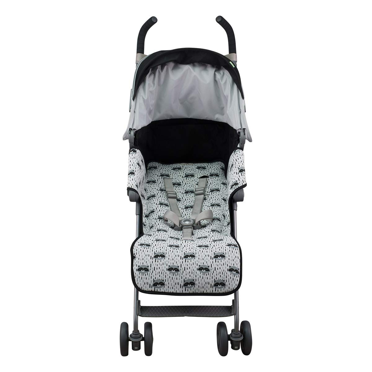 Black Star Janabeb/é Mat for Maclaren Quest New Version: Padded