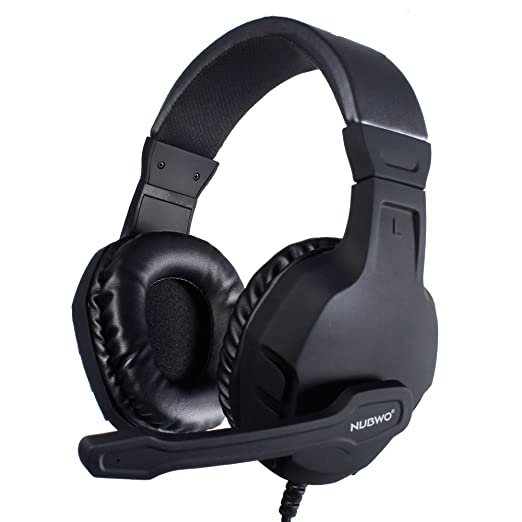 30 opinioni per Gaming Headset, Nubwo U3 stereo cavo per PC Gaming Headset con microfono
