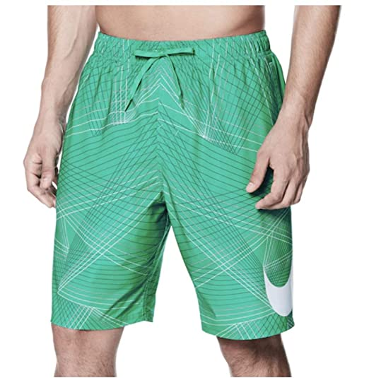 6911ca74249ee Image Unavailable. Image not available for. Colour: NIKE Men's Breaker 9  Inch Volley Swim Shorts ...