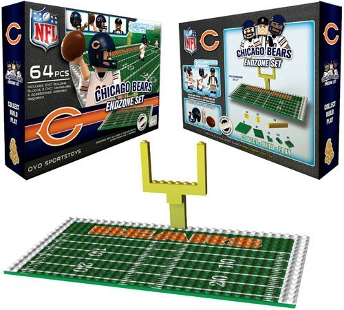 (NFL Chicago Bears Endzone Toy)