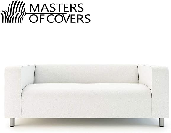 Amazon.com: MASTERS OF COVERS Klippan Loveseat Slipcover for ...