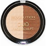 Makeup Revolution London Duo Face Sculpt, 15g