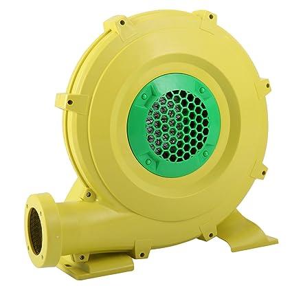 Amazon.com: lazymoon 680 W Soplador De Aire 1.0hp Ventilador ...