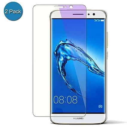 Villstar, protector de pantalla para Huawei Mate 9, bloquea la luz azul, dureza