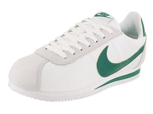uk availability d600b c4eb0 Nike Uomo Scarpa Sportiva, Colore Verde, Marca, Modello Uomo Scarpa  Sportiva Classic Cortez Verde  Amazon.it  Scarpe e borse