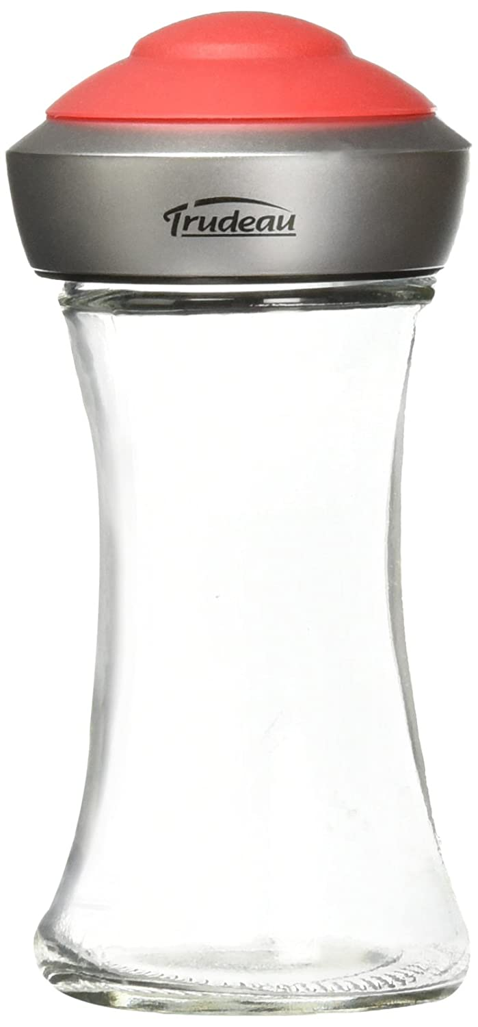 Pop-up Lid Salt or Pepper Shaker by Trudeau - 1 Shaker (Color May Vary) 5050730
