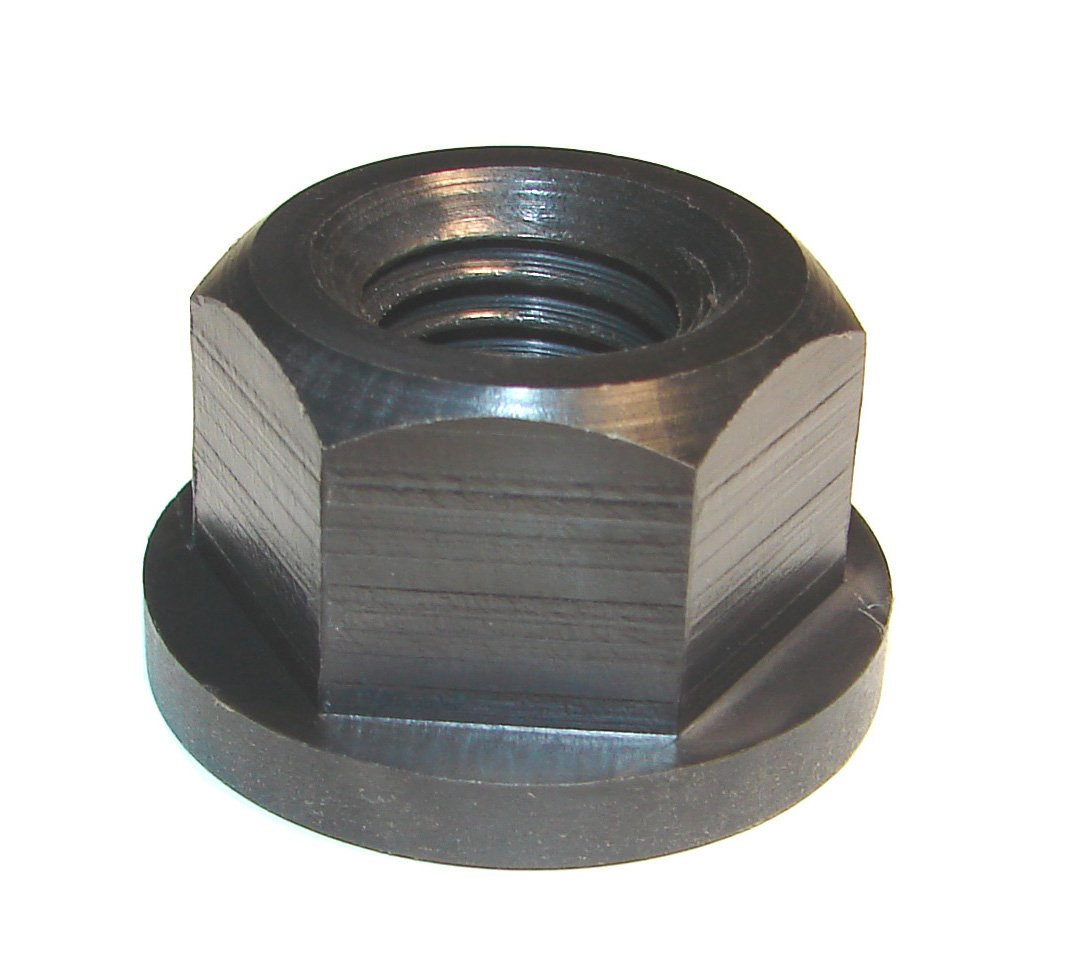 Inch Size Morton Nylon Flange Collar Nuts 3//8-16 Thread Size Morton Machine Works CN-10N