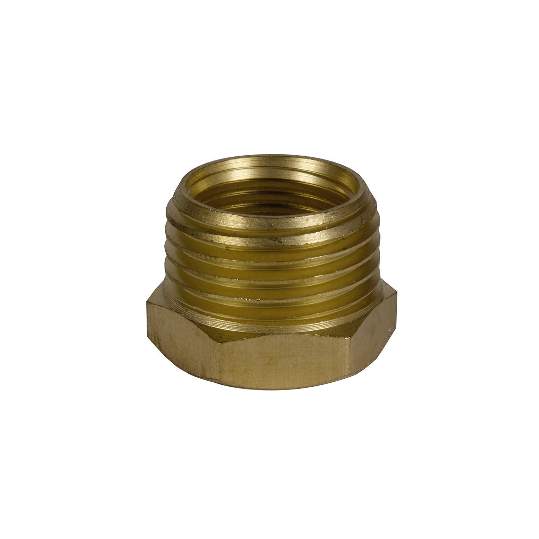 R1//2 Zoll Au/ßengewinde Kompressoren-Zubeh/ör Einhell Reduzierung R3//8 Zoll Innengewinde