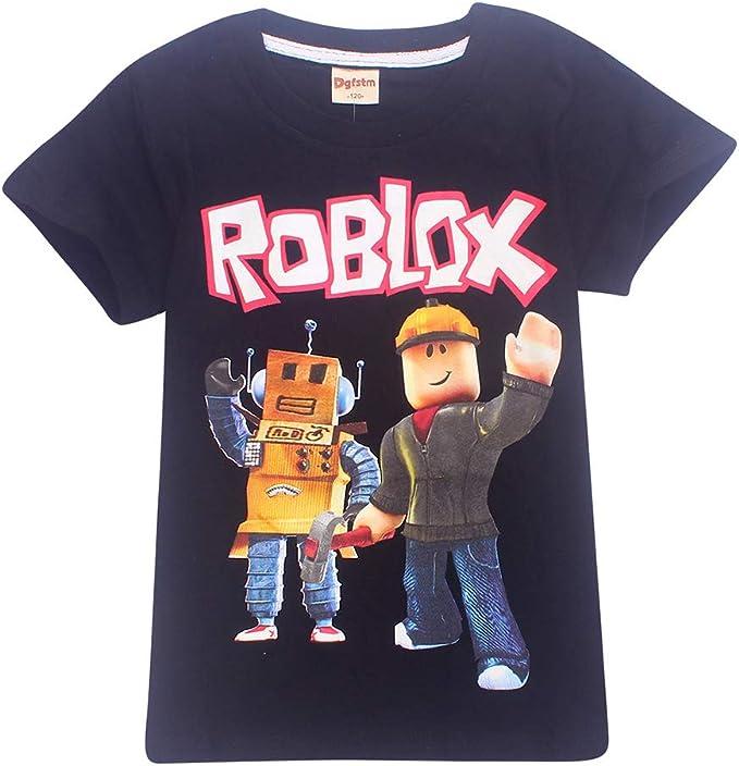 Roblox Camiseta Ropa De Calle Para Ninos Ropa De Vestir Camisas De