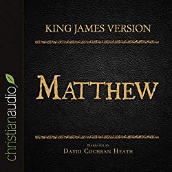 Holy Bible in Audio - King James Version: Matthew