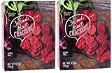 Trader Joe's - 3 Seed Beet Crackers NWT WT. 6.5 OZ (184g) - 2-PACK
