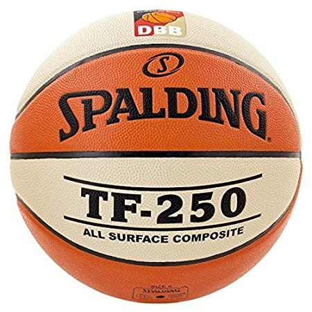 Spalding TF-250 DBB All Surface Basketball