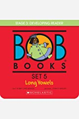 Bob Books Set 5- Long Vowels (Box Set) Paperback