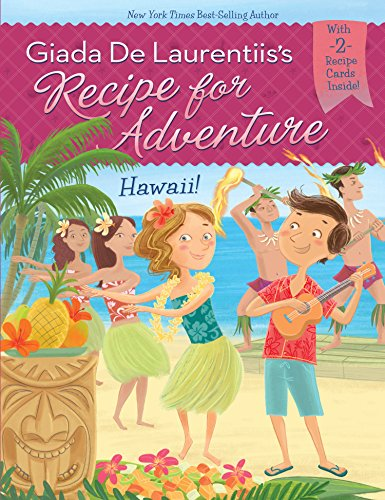 Hawaii! #6 (Recipe for Adventure) by Grosset & Dunlap