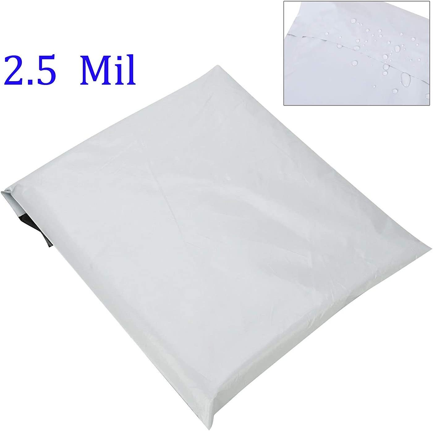 Premium Envelope Mailers Self Adhesive 12x15.5 Inch Poly Mailers Plastic Envelope Shipping Bags Waterproof and Tear-Proof Postal Bags 200