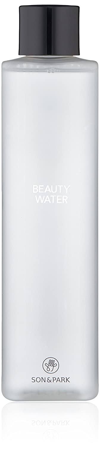 [SON and PARK] Beauty Water(340 Milliliter), Multi-use Product, Cleansing Water and Toner Hwasung Chemical