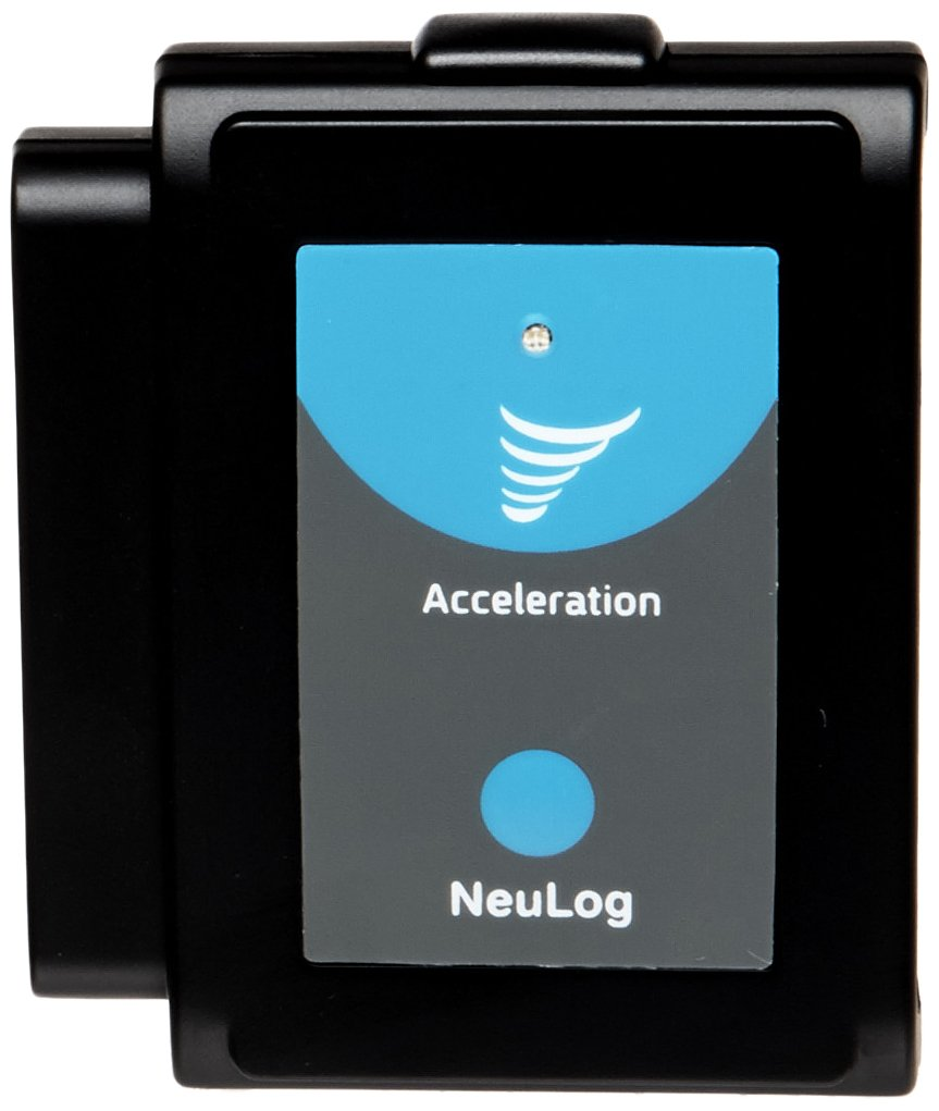 NEULOG Acceleration Logger Sensor, 10 bit ADC Resolution