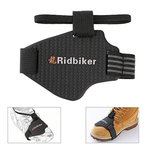 Motorcycle Shift Guard Protector Gear Shifter Pad Shoe Boot TPU Soft Rubber