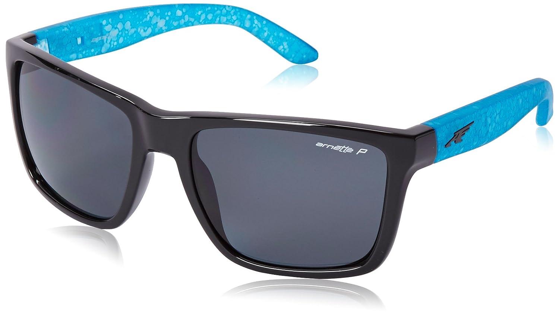 8eb6765edc Arnette WITCH DOCTOR AN 4177 BLACK AZURE GREY BLACK TEMPLES men Sunglasses   Amazon.com.au  Fashion