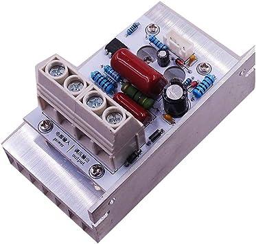 AC 220V 10000W Regulador De Voltaje SCR Dimmer Control De ...