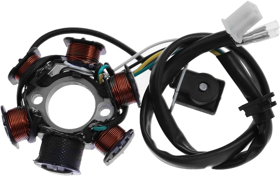 Complete Wiring Harness Electrics Wire Loom Kit for GY6 125cc 150cc ATV Quad Go Kart Scooter