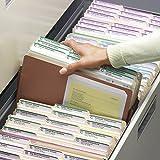 Smead TUFF File Pocket, Straight-Cut