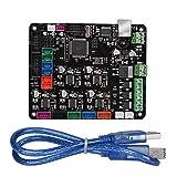 KINGPRINT NEW 3D Printer Control Board MKS BASE Development Board V1.5 Board RepRap Ramps1.4 Compatible