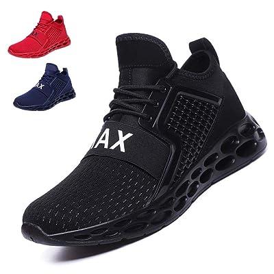 Gobeter Men Walking Tennis Trail Running Athletic Shoes Men's Lightweight Casual Fashion Sneakers | Trail Running